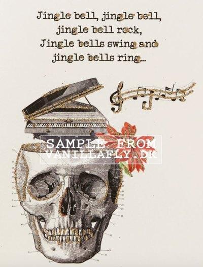 0 Jingle Bell Christmas card