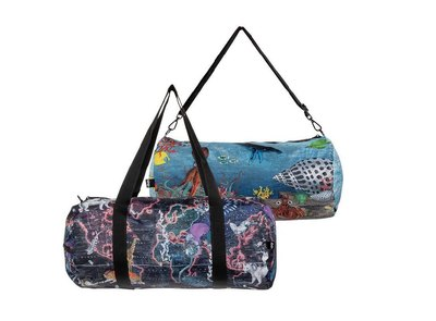 0 KRISTJANA S WILLIAMS INTERIORS World Map & Reef Weekender