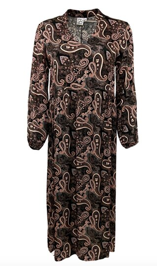 0 Kirta Dress Silk-Viscose