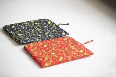 0 Laptop Sleeve Red Flashes