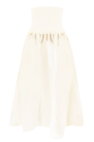 0 Lauren Skirt Cream