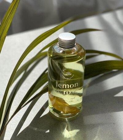 0 Lemon & Rose luomuparfyymi
