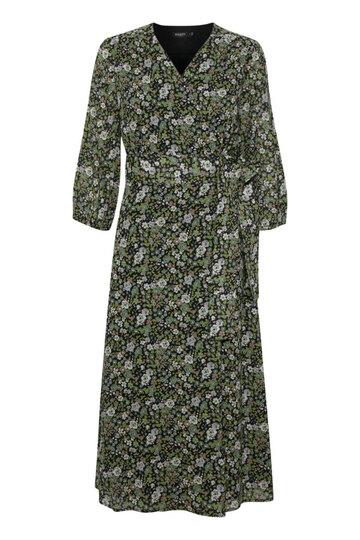0 Liona Wrap Dress