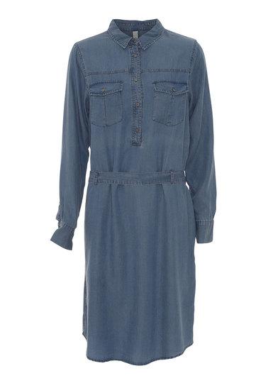 0 Liv Denim Dress