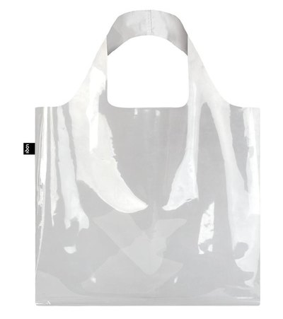 0 Loqi Transparent Bag