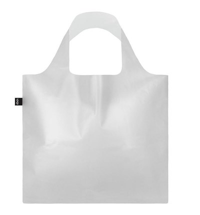 0 Loqi Transparent Milky Bag
