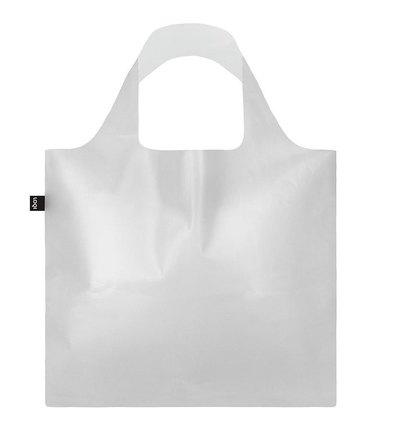 0 Loqi Transparent Milky Bag