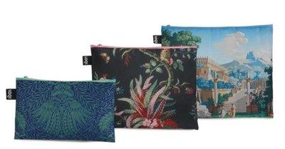 0 MAD Japanese, Arabesque, Landscape Zip Pockets