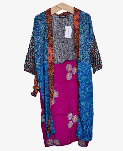 0 Magnolia Long mix kimono 2