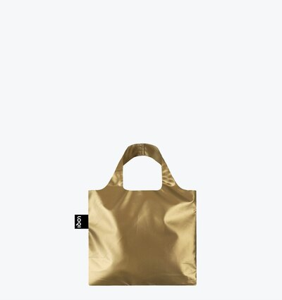 0 Metallic Gold Mini Bag