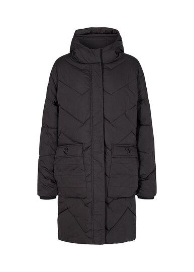 0 Milka Coat Black