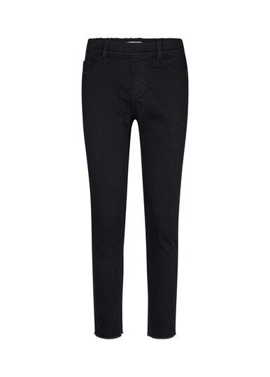 0 Nadira Jeans Leggins Black
