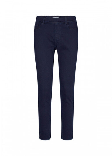 0 Nadira Jeans Leggins Dark Blue