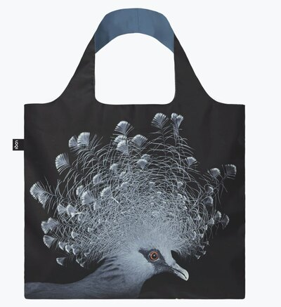 0 National Geographic Photo Ark Crowned Pigeon Bag