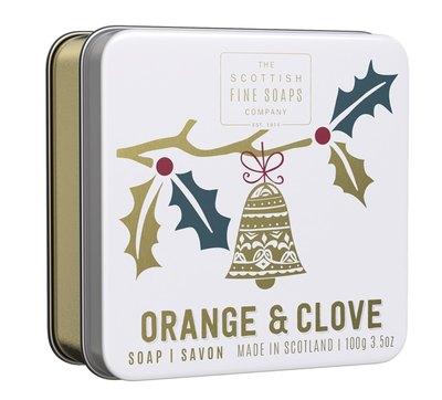 0 Orange & clove joulusaippua