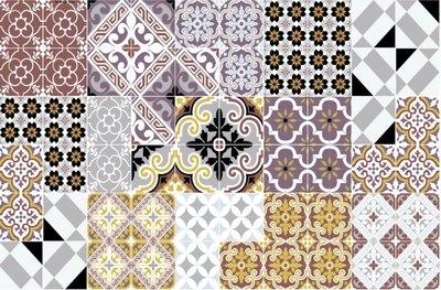 0 Pöytätabletti Eclectic Väri1