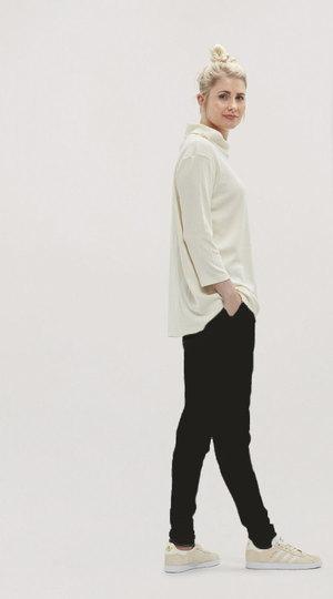 0 Pants Wool (2 väriä/colours)