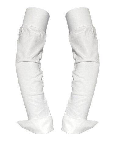 0 Poker Extra Sleeves - lisähihat White