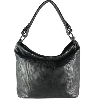 0 Queen Tote Bag Black