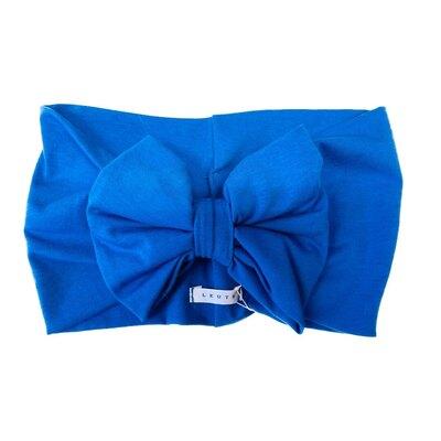 0 Rusettipanta / Head Wrap Royal Blue