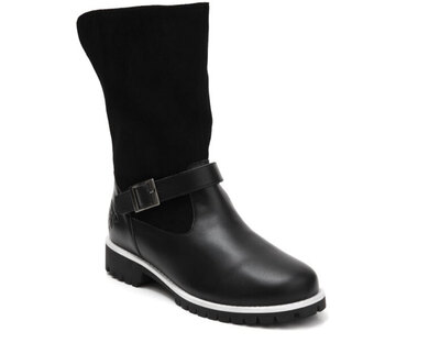 0 SHELLY BOOTS COMFY BLACK