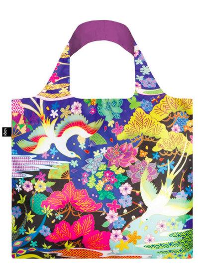 0 SHINPEI NAITO Dancing Birds Bag