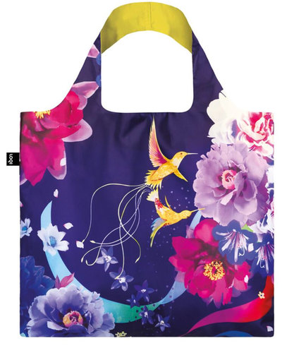 0 SHINPEI NAITO Hummingbirds Bag