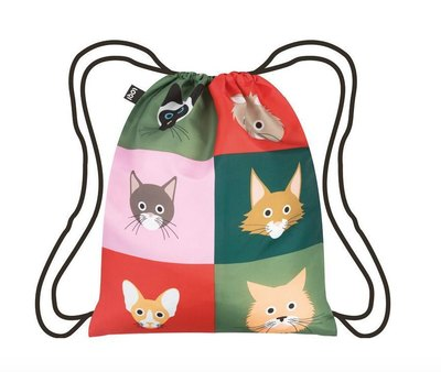 0 STEPHEN CHEETHAM Cats Backpack