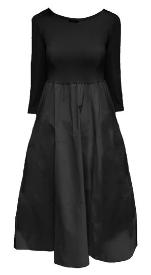 0 Seireeni Dress Black