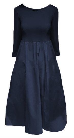 0 Seireeni Dress Dark Blue