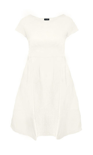 0 Seireeni I Dress Petit Cream