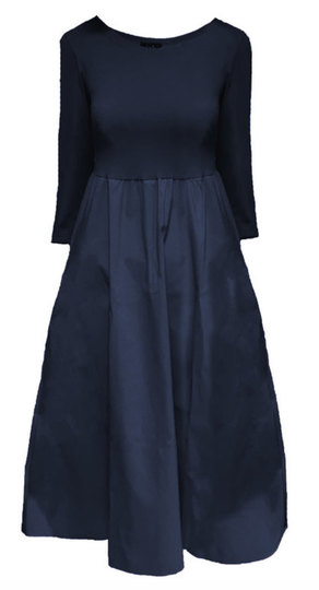 0 Seireeni II Dress Dark Blue