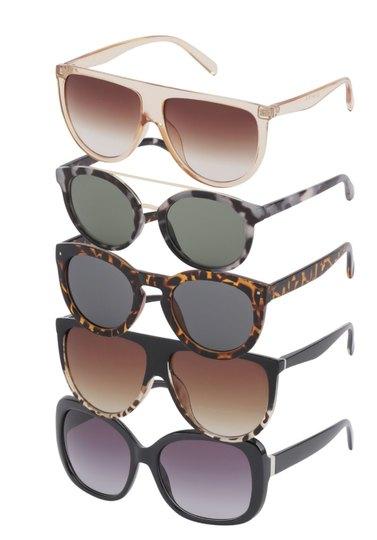 0 Sikita Sunglasses (5 mallia/5 models)