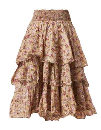 0 Skirt Original Silk