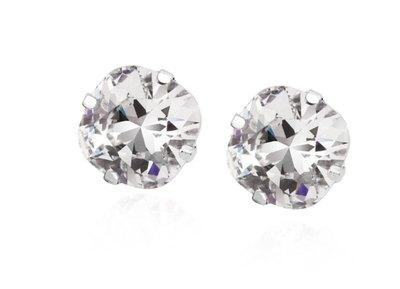 0 Starstruck White Stud earrings/nappikorvakorut