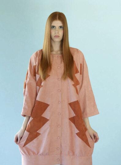 0 Steffy Jacket/Dress Pink