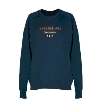 0 Sweater Signature Navy Ivana Helsinki