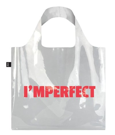 0 TRANSPARENT I'mperfect Bag