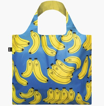 0 Tess Smith-Roberts Bad Bananas Recycled Bag