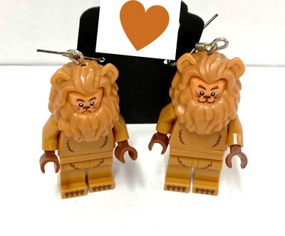 0 The Cowardly Lion Legokorvakorut