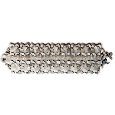 0 The Wide Bracelet Silver