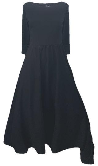 0 Today Dress-Mekko Black