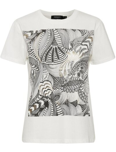 0 Tomoe T-shirt Organic Cotton