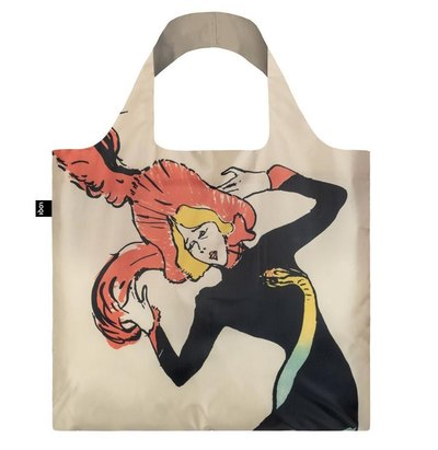 0 Toulouse Lautrec  Jane Avril & Aristide Bruant Bag