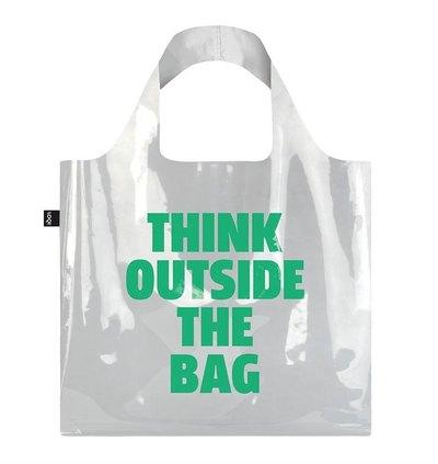 0 Transparent Think Outside The Bag Bag