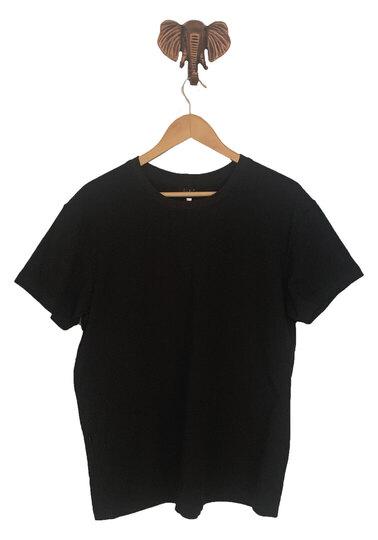 0 Urho Teepaita/T-shirt Black