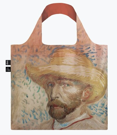 0 VINCENT Van Gogh Self Portrait with a straw hat Bag