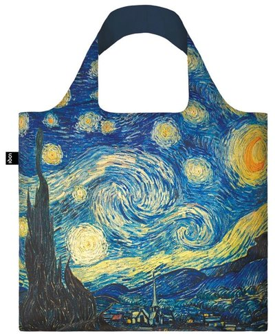 0 Vincent Van Gogh Starry Night Bag
