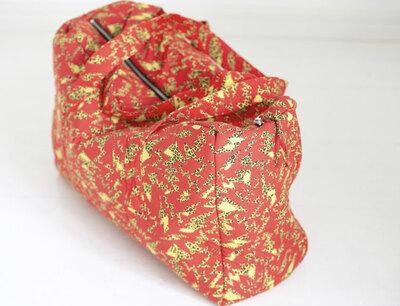 0 Weekender Bag red