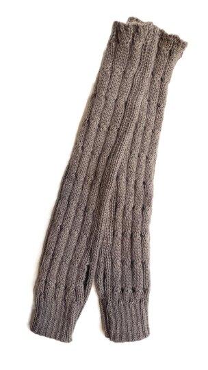 0 Wool Braids Gloves Elephant